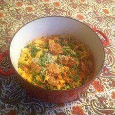Veal Stew alla Vuci