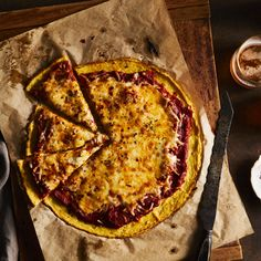 A Simpler, To-the-Point Cauliflower Crust