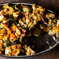 Veganizing Thanksgiving