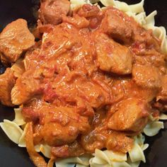 Chicken Paprikash (Hungarian Comfort Food)