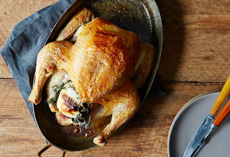How to Roast a Chicken Without a Recipe
