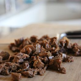 3-Ingredient Chopped Beef