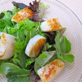 Cda24383 347d 41c9 bb80 581b27d76c38  scallops with greens