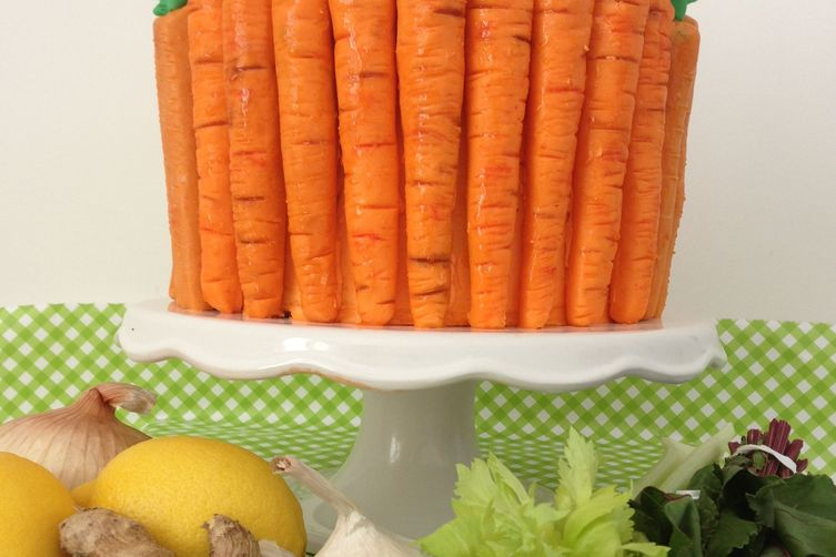 Carrot cake..lets go orange!!!