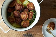Shanghainese Lion's Head Meatballs
