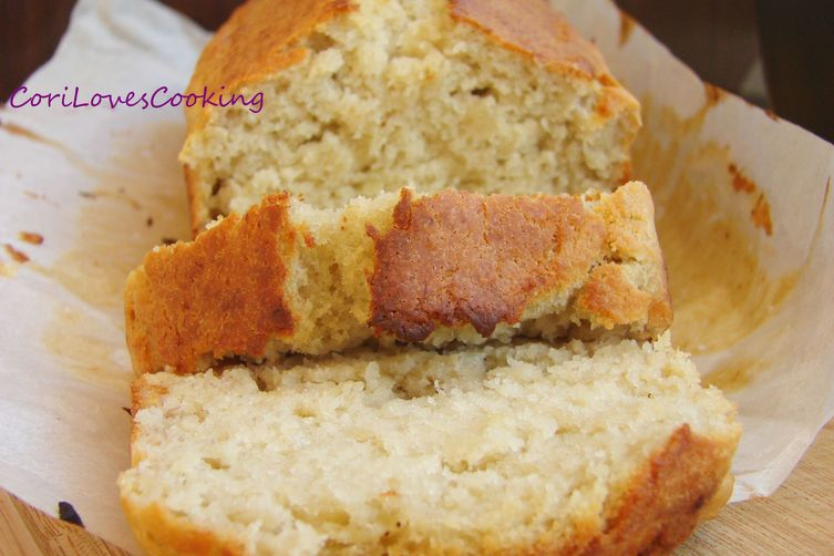 Yogurt Banana Bread