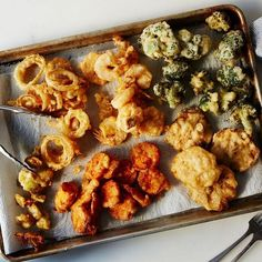 How to Tempura Anything