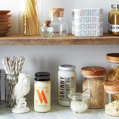 How to Give Your Pantry a Makeover
