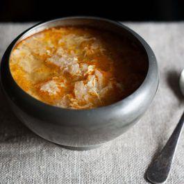 Sopa de Ajo (Garlic Soup)