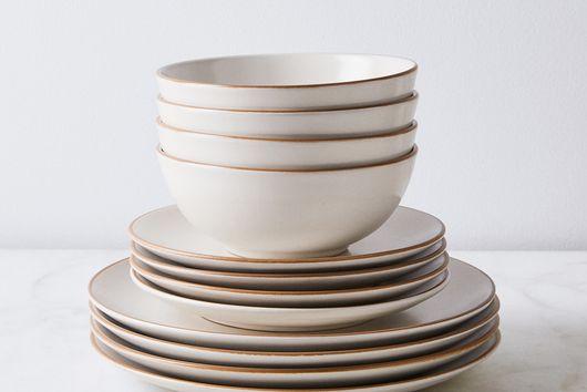 Mason Cash Classic Dinnerware (12-Piece Set)
