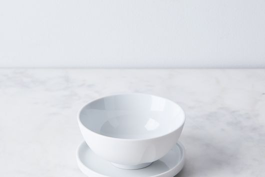 L'Econome by Starck Stackable Porcelain Dinnerware