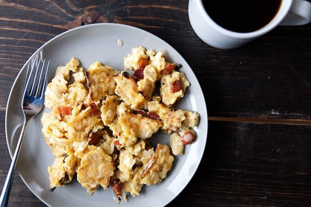 Bacon brei from Food52