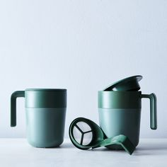 To-Go French Press Mug (Set of 2)