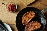 French Toast Meets Grilled Cheese & Monday is Looking Up