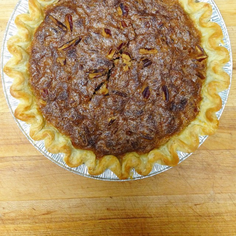 Phoebe Lawless' Brown Butter Pecan Pie