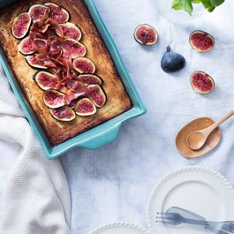 998d2de6 938c 4006 9eeb 4d95223b3947  cauliflower cake with maple glazed bacon and figs lau sunday cooks 1
