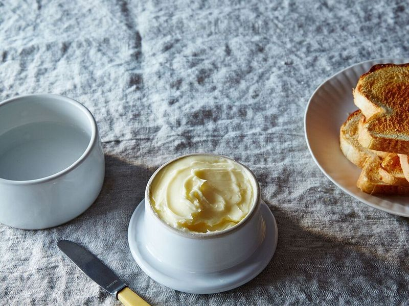 5 Funky, Herbless Compound Butters and How to Make Them