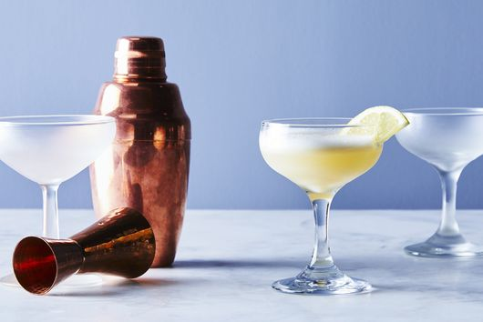 For a Not-too-Sweet Whiskey Sour, Make it at Home