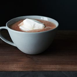 Hot and Cold Chocolate by Ann Godfrey