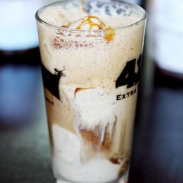 Chocolate Stout Float