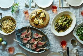 A Feast for Easter—and Springtime—from Our Test Kitchen