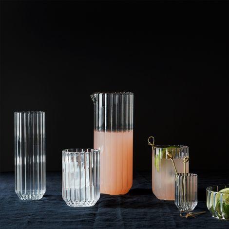Dearborn Glassware (Set of 2)