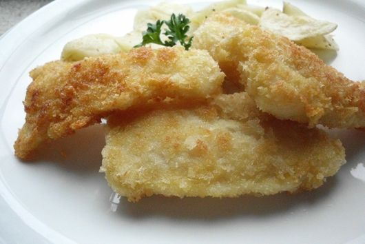 Asian Taste Fish & Chips