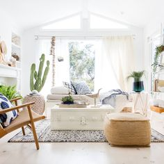 5 Tips from Emily Henderson For Dividing up an Open Floor Plan