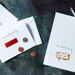 DIY Scratch-Off Cards For Super-Crafty Thank-You Notes