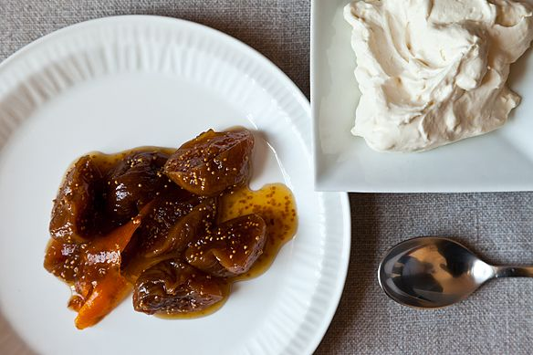 Drunken Honeyed Figs