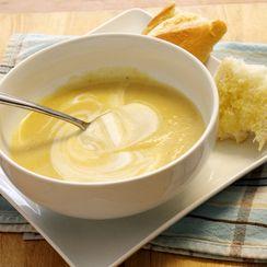 Creamy Potato & Cabbage Soup