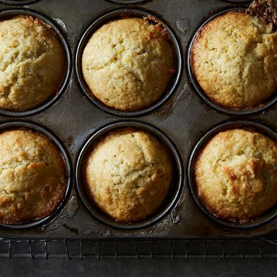 Marion Cunningham's Bridge Creek Fresh Ginger Muffins