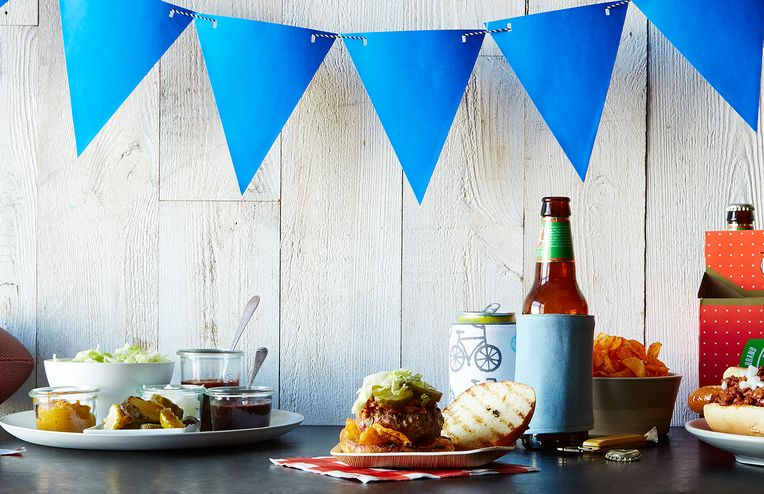 16 Essentials for Your Game Day Party