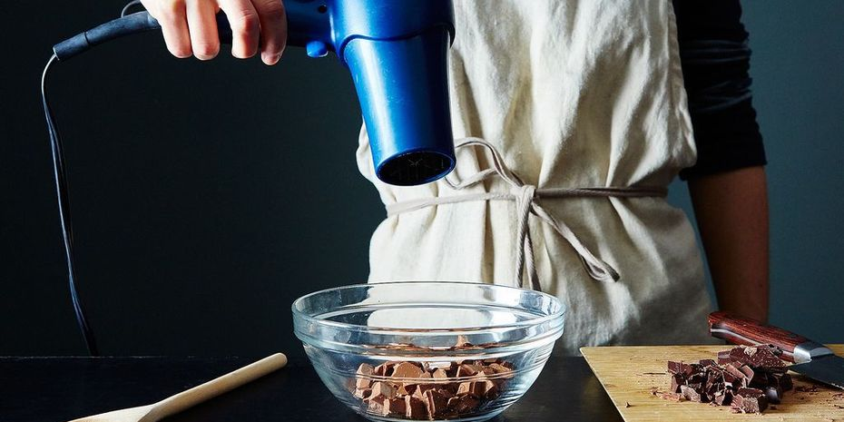 From hairdryer-heating chocolate to turbocharged wine-chilling