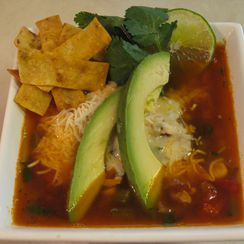 Turkey Tortilla Soup