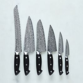 Bob Kramer Euroline Knives