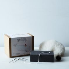 DIY Felted Animal Kits
