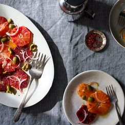 Blood Orange Salad with Olives