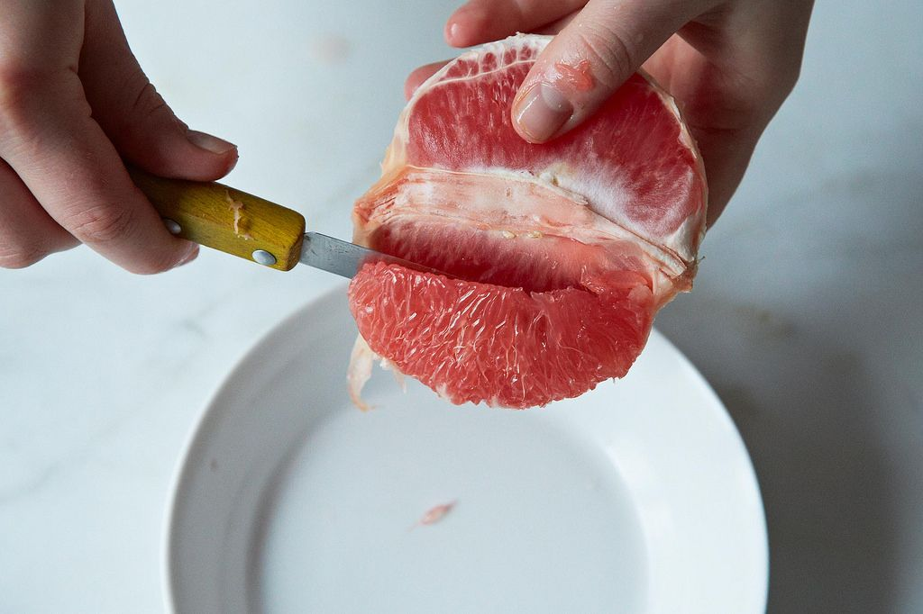 How to Segment a Grapefruit on Food52