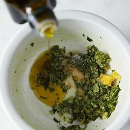 How to Make Any Pesto in 5 Steps