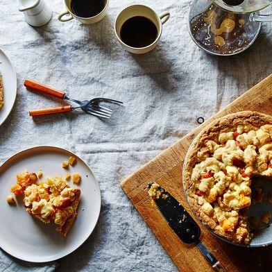 Butternut Squash Pie-Cake