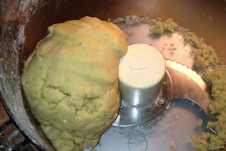 Sage & Walnut Tart with Irish Farmhouse Cheese