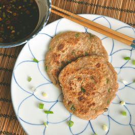 Whole Wheat Chinese Pancakes