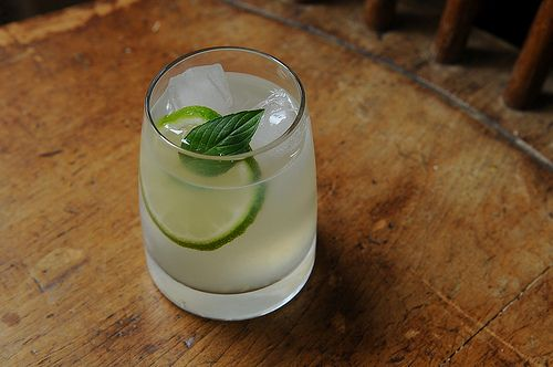 Gin Rickey from Food52