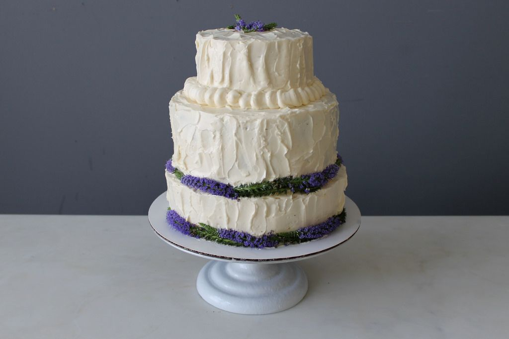 How Make A Wedding Cake From Scratch