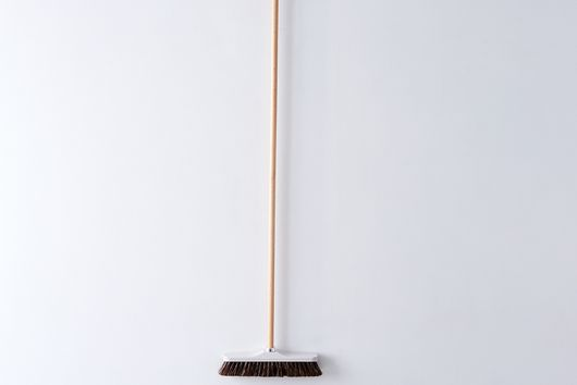 [OLD] Vintage-Inspired French Push Broom, 12.75""