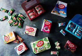 Ce0bc836 fb6c 473e bf88 567e86a847fb  2016 0126 different flavored japanese kit kats james ransom 022
