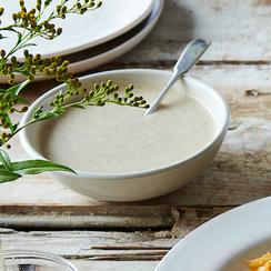 Simple Mint Raita (Yogurt Sauce)