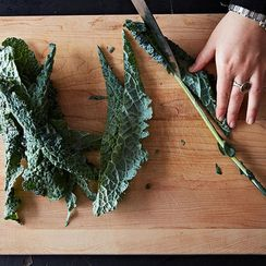 How to Prep Kale