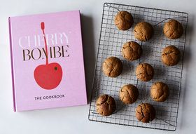A Spicy Ginger Cookie to Kick Off Our Fall Cookbook Cookie Parade